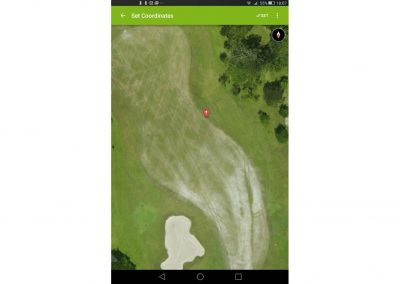 mapgage-fieldapp-screenshot-golf-issue-record-list-detaled-map-view